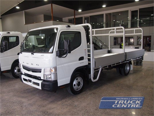2019 Fuso Canter 515 AMT Murwillumbah Truck Centre - Trucks for Sale