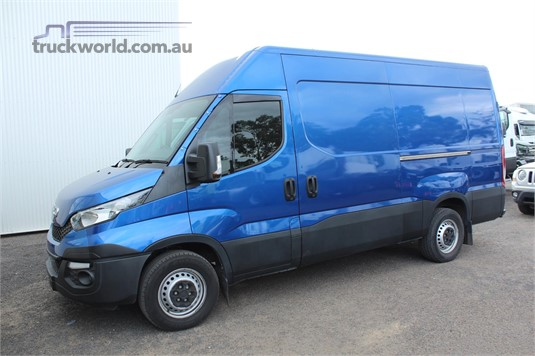 2015 Iveco Daily 35s14 Light Commercial for Sale