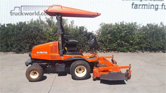 2014 Kubota F3690 Black Truck Sales - Farm Machinery for Sale