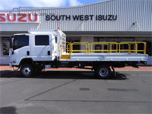 2018 Isuzu NPS 75/45 155 Crew South West Isuzu - Trucks for Sale