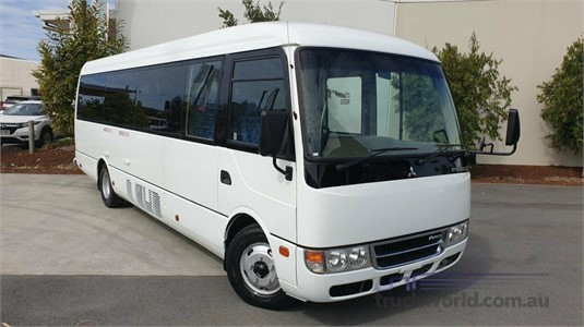 2014 Mitsubishi Rosa BE64D Deluxe Buses for Sale