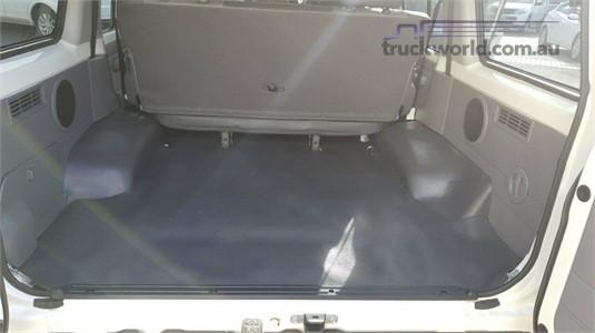 2018 Toyota Landcruiser Vdj76r Workmate - Truckworld.com.au - Light Commercial for Sale