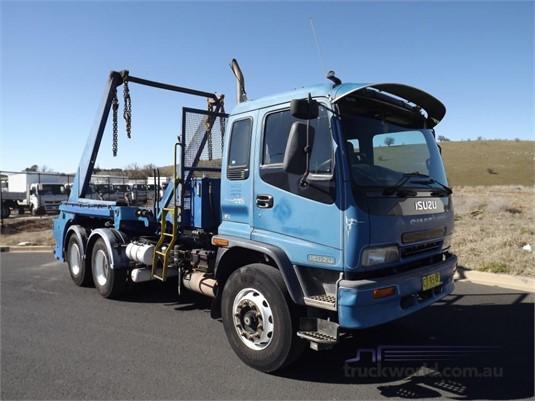 2003 Isuzu FVZ1400 - Trucks for Sale