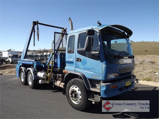 2003 Isuzu FVZ1400 Cross Country Trucks Pty Ltd - Trucks for Sale