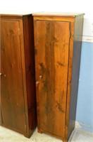 3pc. Wooden Cabinet Set