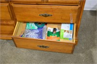 Vila Maple Dresser with Contents