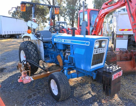 1980 Ford other Farm Machinery for Sale