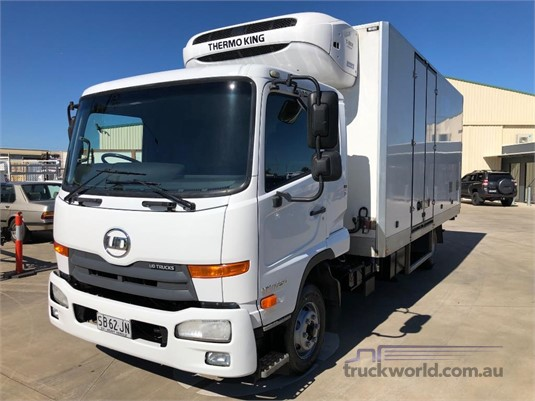 2013 Nissan Diesel UD MK11 250 Adelaide Truck Sales  - Trucks for Sale