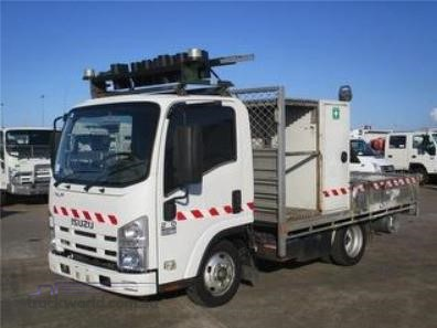 2011 Isuzu NLR - Trucks for Sale