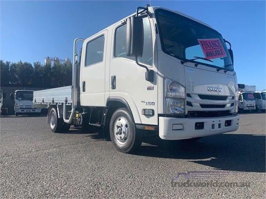 2019 Isuzu NNR 45 150 AMT CREW - Trucks for Sale