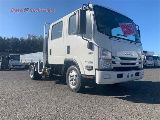 2019 Isuzu NNR 45 150 AMT CREW Dwyers Truck Centre - Trucks for Sale