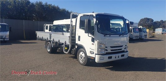 2019 Isuzu NNR 55/45 150 AMT Dwyers Truck Centre - Trucks for Sale