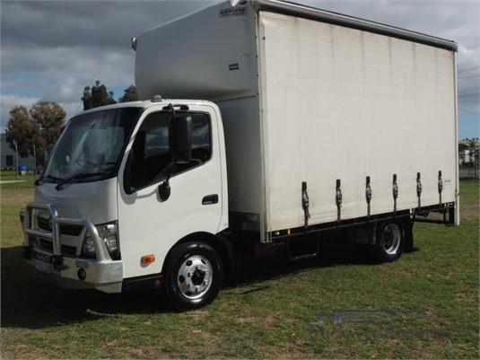 2012 Hino 300 Series 716 Medium Auto Japanese Trucks Australia - Trucks for Sale