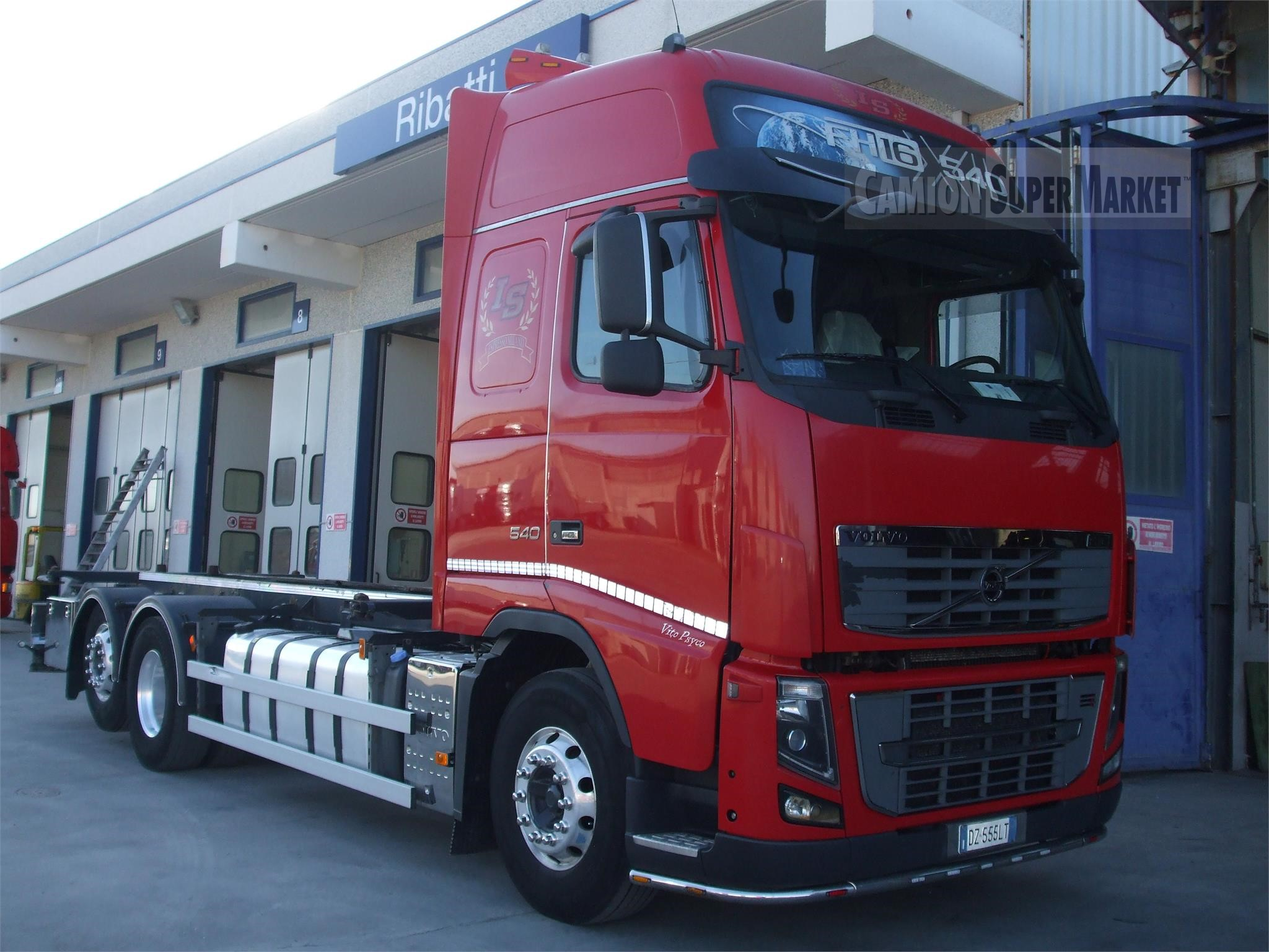 Volvo FH16.540