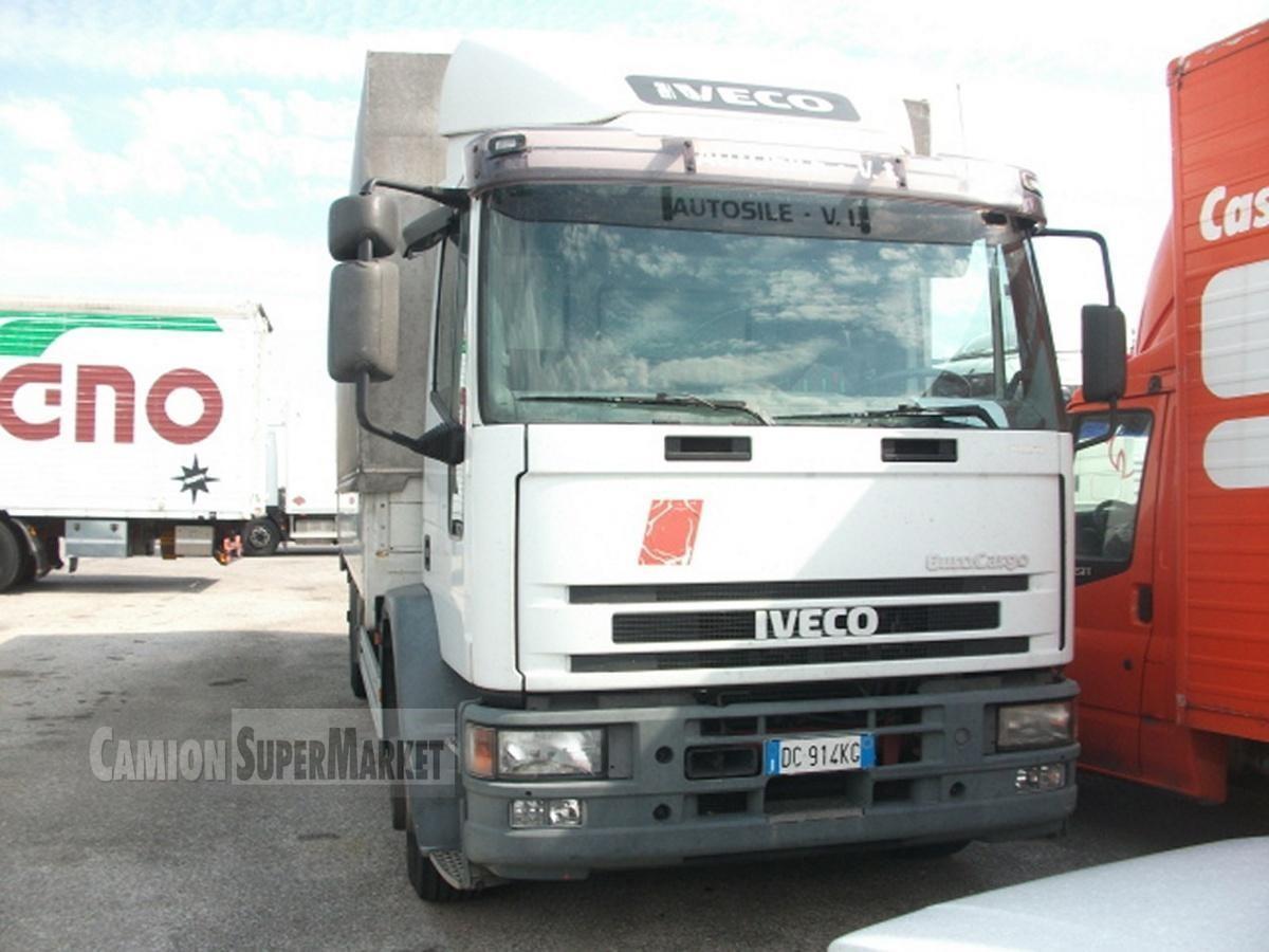 Iveco EUROCARGO 150E23 used 2001