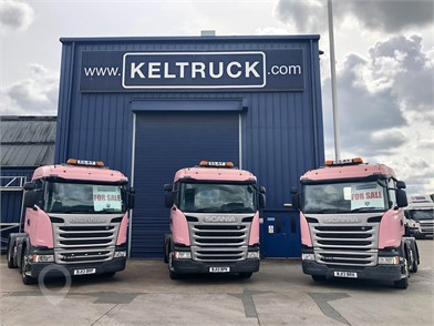 Used SCANIA G440 Trucks for sale in the United Kingdom - 15