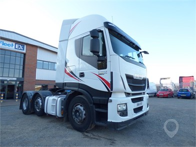 Used IVECO STRALIS Tractor With Sleeper for sale in Ireland