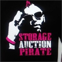 Storage Auction Pirate's Booty $7000 Unit Online Auction!
