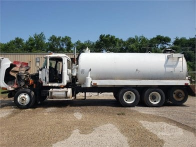 Vacuum Tank Trucks For Sale - 76 Listings | TruckPaper com