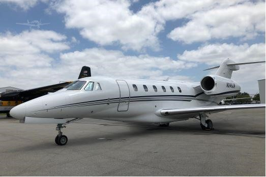 2000 Cessna Citation X For Sale In Opa Locka Florida