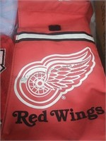 Detroit Red Wings Team Banner, Hockey Town