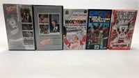 Detroit Red Wings VHS Tapes Highlights videos,