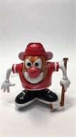 Red Wings Mr Potato Head 7 inches wide x 6 inches