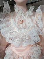 "Decor & More ""Blair"" Porcelain Doll"