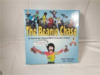 The Beanie Chase Game - Factory Sealed