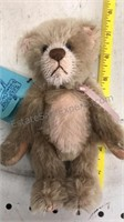 """Lot of 4 6"""" to 8"""" Bears Tags shown in photos"""