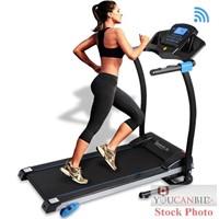 Serene Life Folding Treadmill