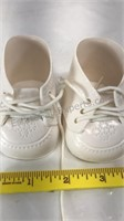 Lot of 2 Pair of Plastic Doll Shoes 1 pair of