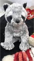 Lot of Vintage Stuffed Animals 2 Beanie Babies