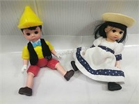Vintage Pencil Box, McDonald's Dolls, and More