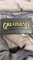 2 Greatland Nylon Rolled Sleeping Bags