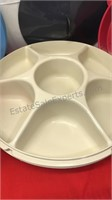 "Plastic Kitchenware Including Tupperware 14"""