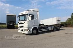 Scania R380  Uzywany