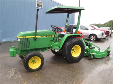 JOHN DEERE 770 For Sale - 7 Listings | TractorHouse com
