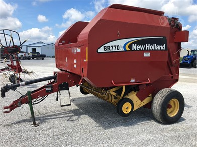 New Holland Round Balers For Sale In Illinois - 41 Listings