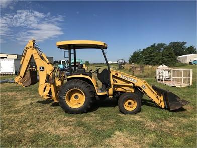 JOHN DEERE 110 For Sale - 15 Listings   TractorHouse com