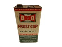 B-A (BOWTIE) FROST COP ANTI-FREEZE IMP. GAL. CAN