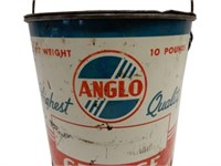 ANGLO 10 POUNDS GREASE CAN