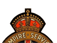 CANADIAN LEGION BRITISH EMPIRE SERVICE LEAGUE SIGN
