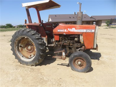 MASSEY-FERGUSON 275 For Sale - 7 Listings | TractorHouse com