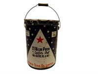 1960 NORTH STAR OIL LIMITED 5 IMPERIAL GAL. CAN