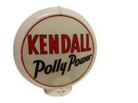 KENDALL POLLY POWER 13.5 GAS PUMP GLOBE