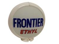 "FRONTIER ETHYL 13.5"" GAS PUMP GLOBE"