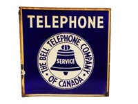 BELL TELEPHONE COMPANY OF CANADA PORC. FLANGE