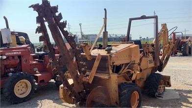 CASE Trenchers / Boring Machines / Cable Plows For Sale - 90