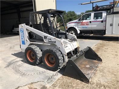 BOBCAT 753 For Sale - 36 Listings | MachineryTrader com